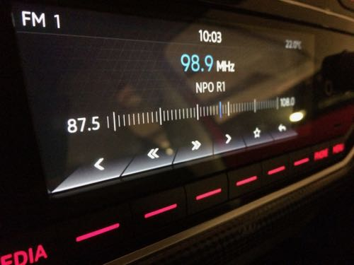 Radio1 Autoradio